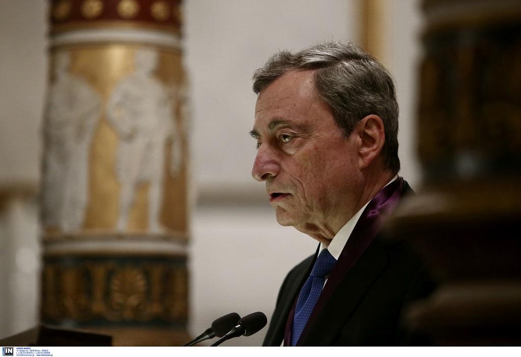 Ερευνα της ΕΚΤ : Πώς αξιολογεί το προσωπικό τη θητεία Ντράγκι