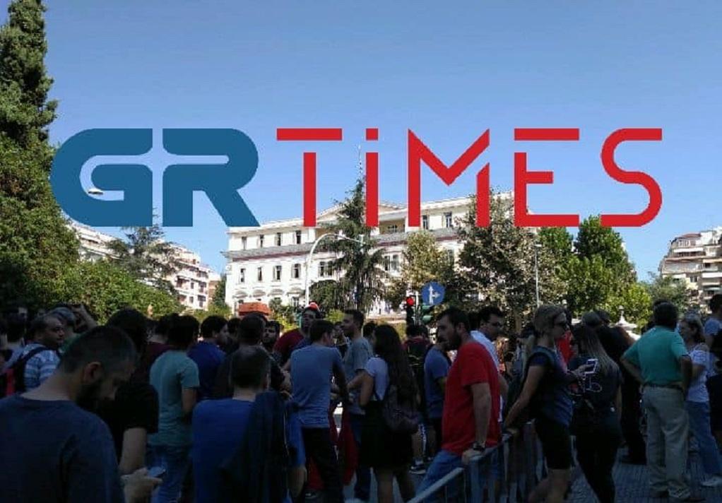 Θεσσαλονίκη: Δύο συγκεντρώσεις σήμερα