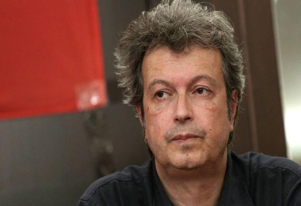 Συγκλονίζει ο Π. Τατσόπουλος στην πρώτη συνέντευξή του μετά την περιπέτεια υγείας του