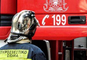 Καλαμαριά-Ένας νεκρός από τη φωτιά στο ημιυπόγειο