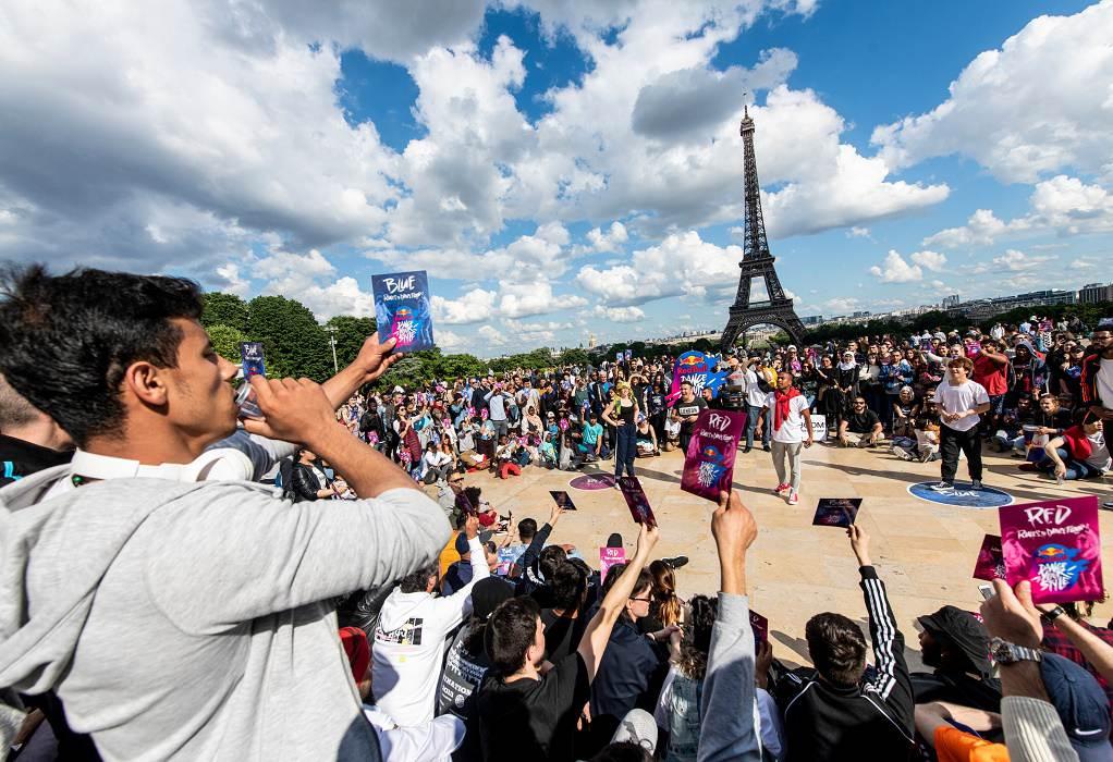 Έτοιμοι για τη μεγάλη μάχη στο Παρίσι οι καλύτεροι χορευτές street dance του κόσμου
