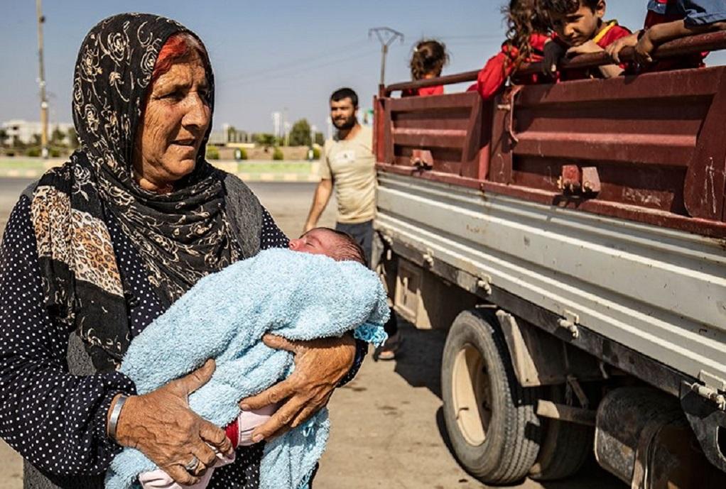 Συρία: Υπό τον έλεγχο των συριακών δυνάμεων η πόλη Μάνμπιτζ