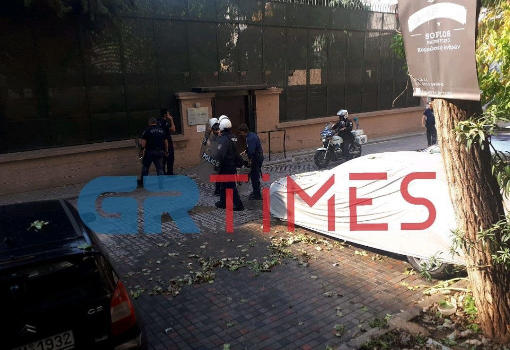 Θεσσαλονίκη: Συγκέντρωση για τις συλλήψεις αντιεξουσιαστών