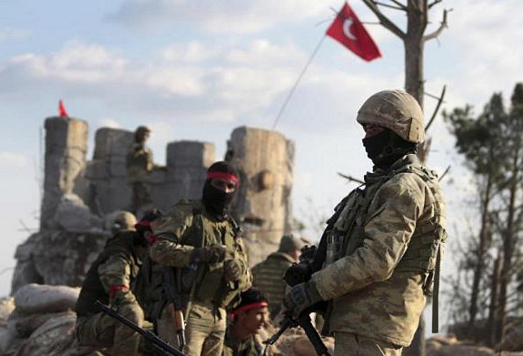 Οι συριακές δυνάμεις απέναντι στις τουρκικές