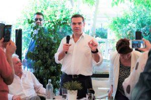 Περιοδεία του Αλ. Τσίπρα στη Δυτική Μακεδονία