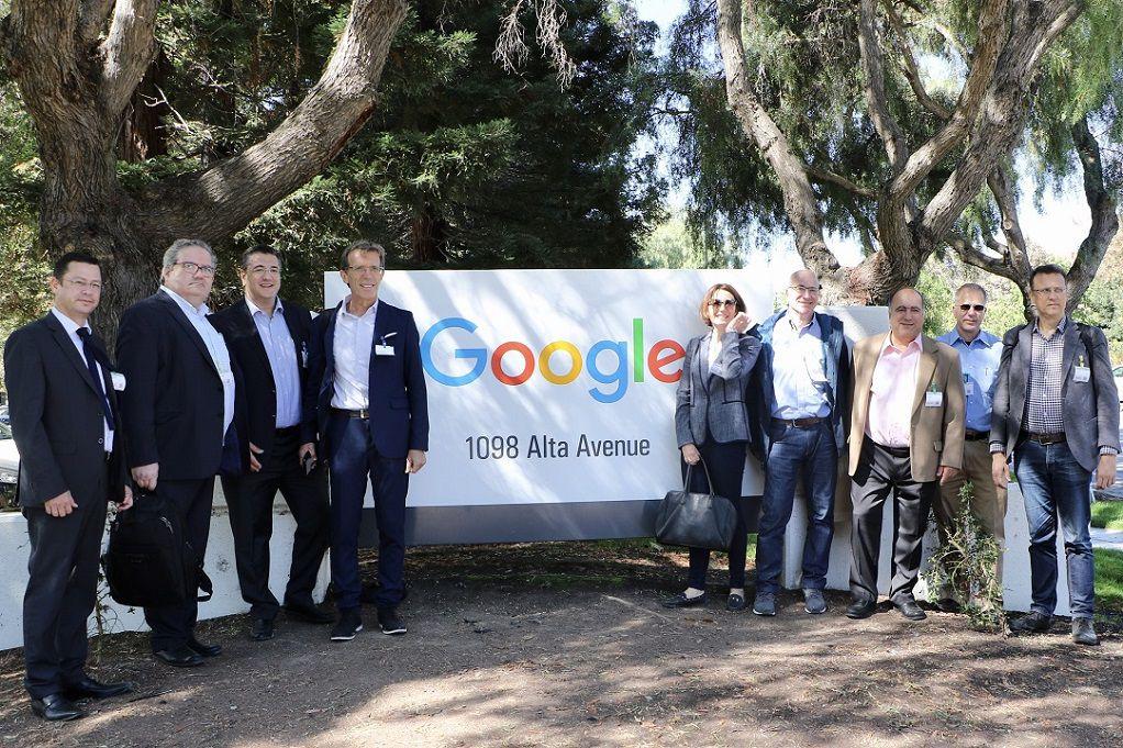 Πρόταση του Α. Τζιτζικώστα στη Google να θεσπίσει ως Doodle τον Λευκό Πύργο (ΦΩΤΟ)