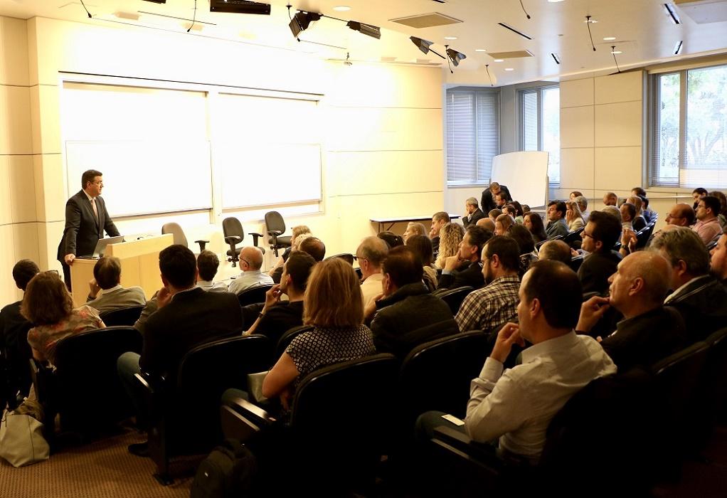 Ο Α. Τζιτζικώστας κεντρικός ομιλητής στο Stanford University της Καλιφόρνια