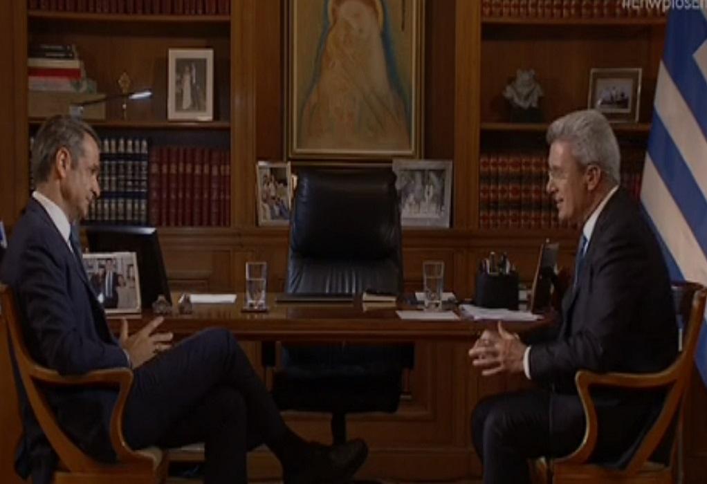 Κ. Μητσοτάκης: Δεν πρόκειται να εμφανιστώ στη Βουλή χωρίς γραβάτα
