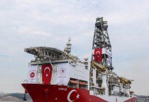 «Πιάνει δουλειά» από αύριο το τουρκικό Yavuz