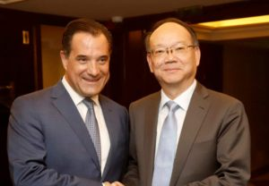 Eλληνο- σινική συνεργασία σε κλωστοϋφαντουργία και ένδυση