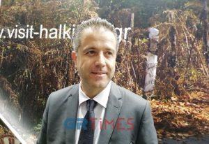 Γρ. Τάσιος: «Κρας τεστ» οι πρώτοι Βαλκάνιοι τουρίστες στη Β. Ελλάδα