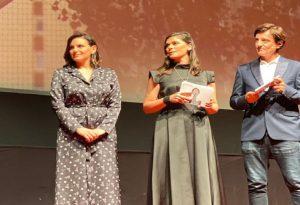 60ο Φεστιβάλ Κινηματογράφου: Το βραβείο «Ανθρώπινες Αξίες» απένειμε η Ο. Κεφαλογιάννη