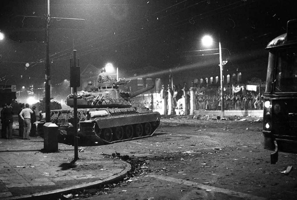 Επέτειος Πολυτεχνείου – Μνήμες της εξέργερσης