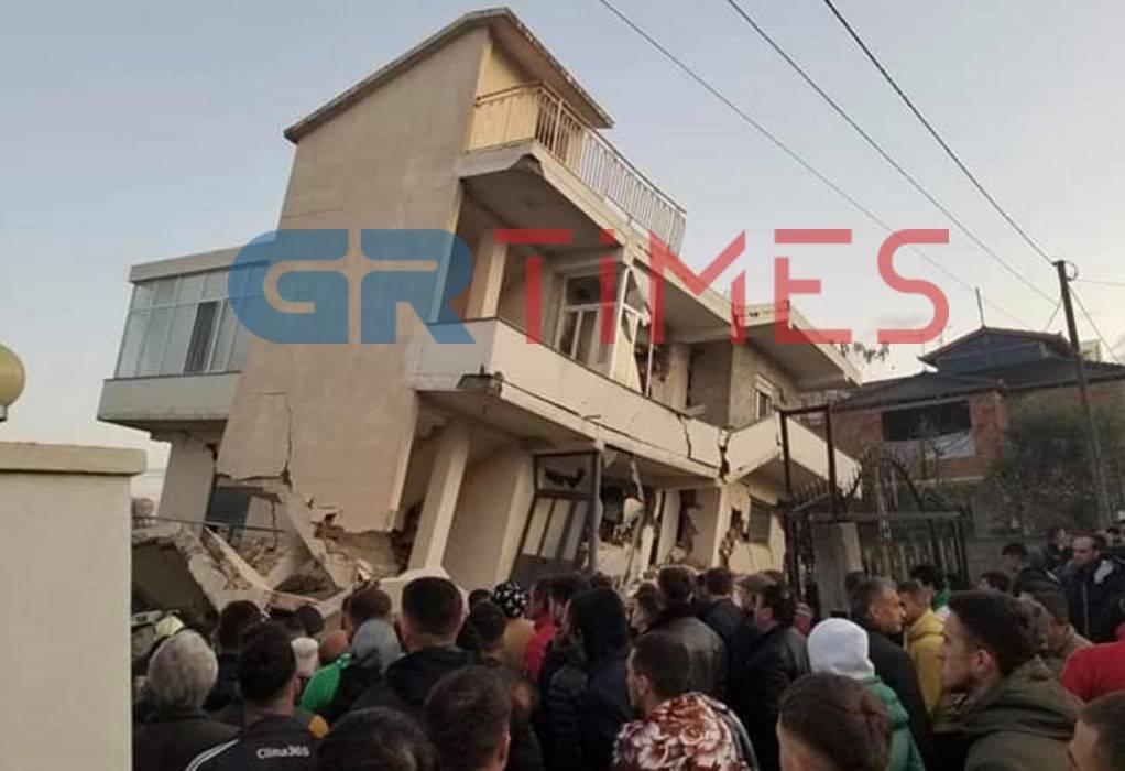 Αλβανία: Πάνω από 1.300 μετασεισμοί