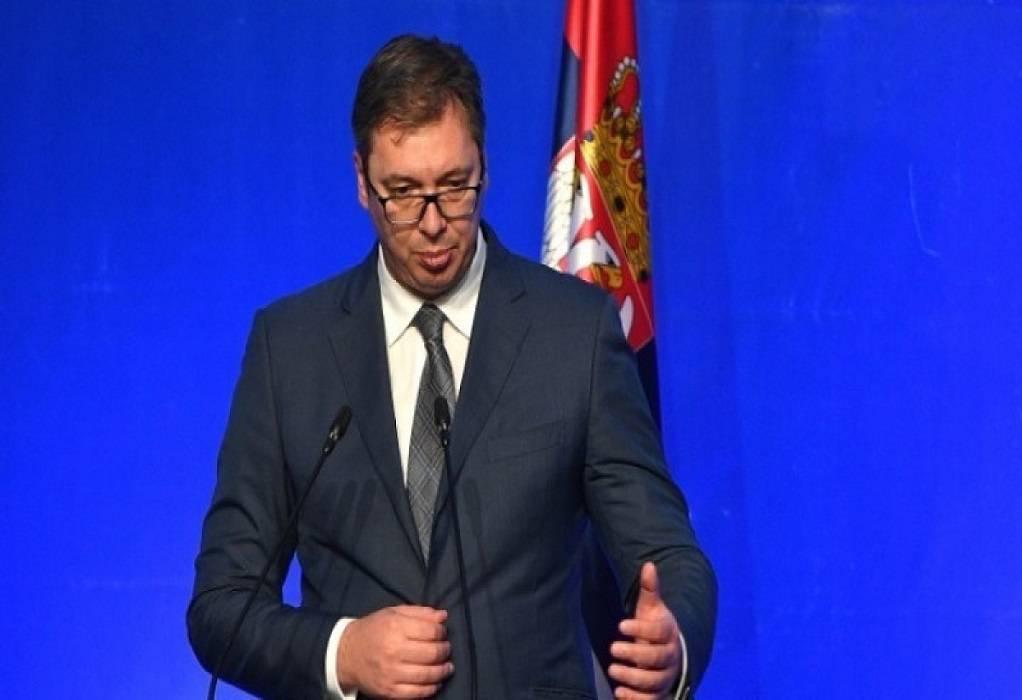 Σερβία: Εκλογές στις 26 Απριλίου προκήρυξε ο Αλ. Βούτσιτς