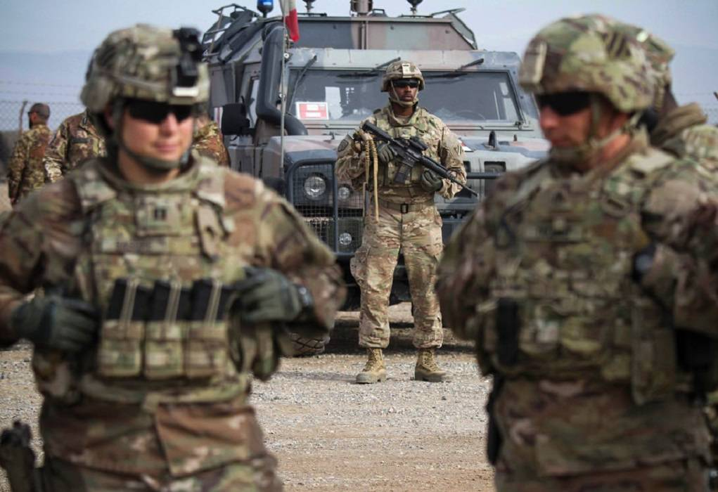 Οι ΗΠΑ αποσύρουν 4.000 στρατιώτες από το Αφγανιστάν