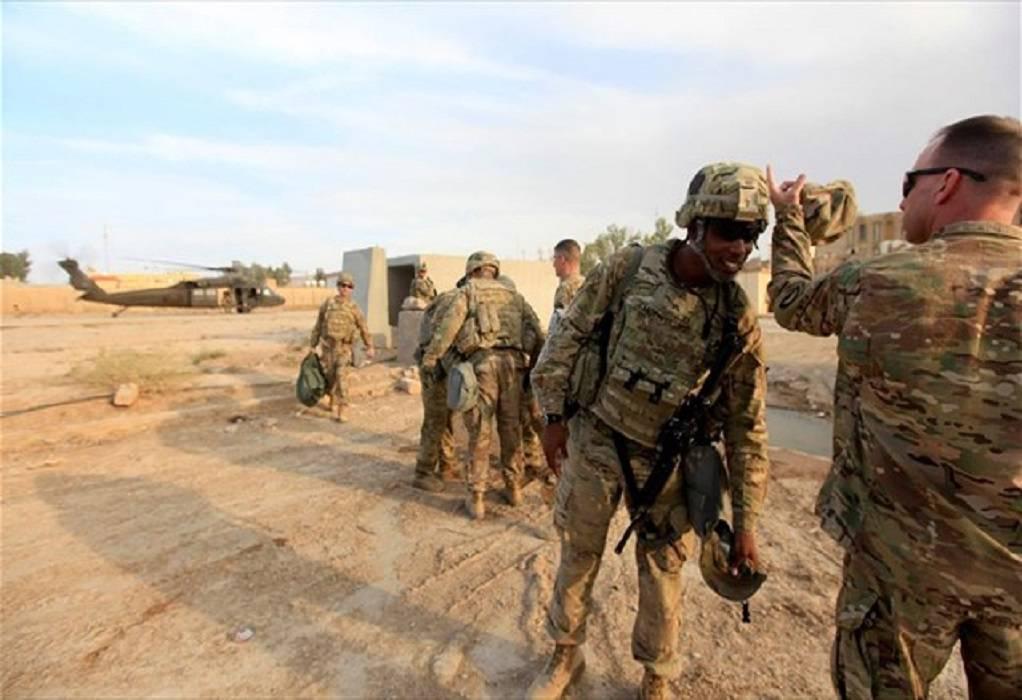 Γερμανία: Αποχωρεί το 1/4 των Αμερικανών στρατιωτών