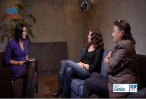 Η Ελ.Αρβανιτάκη και ο Γ.Κότσιρας στο GrTimes.gr – Δυνατά κάθε φορά (VIDEO)
