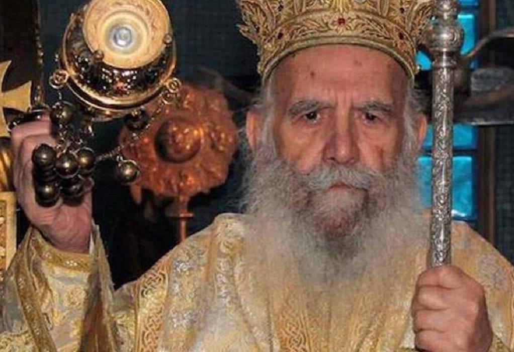 «Κοιμήθηκε» ο Αρχιεπίσκοπος Γρηγόριος