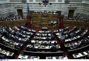 Βουλή: Ψηφίστηκε το νομοσχέδιο για την προαγωγή της υγείας