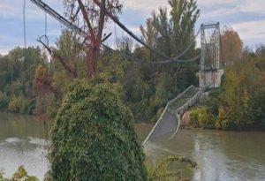 Γαλλία: 2 νεκροί από κατάρρευση γέφυρας