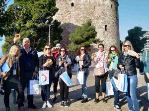 Γάλλοι τουριστικοί πράκτορες γνωρίζουν τη Θεσσαλονίκη