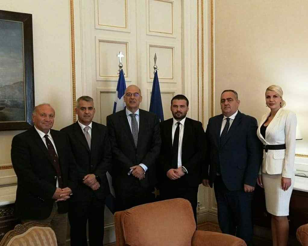 N. Δένδιας: Η Ελλάδα βρίσκεται σταθερά δίπλα στην ελληνική εθνική μειονότητα στην Αλβανία