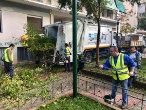 Δ. Αθηναίων: Κυριακάτικη δράση καθαριότητας στα Εξάρχεια