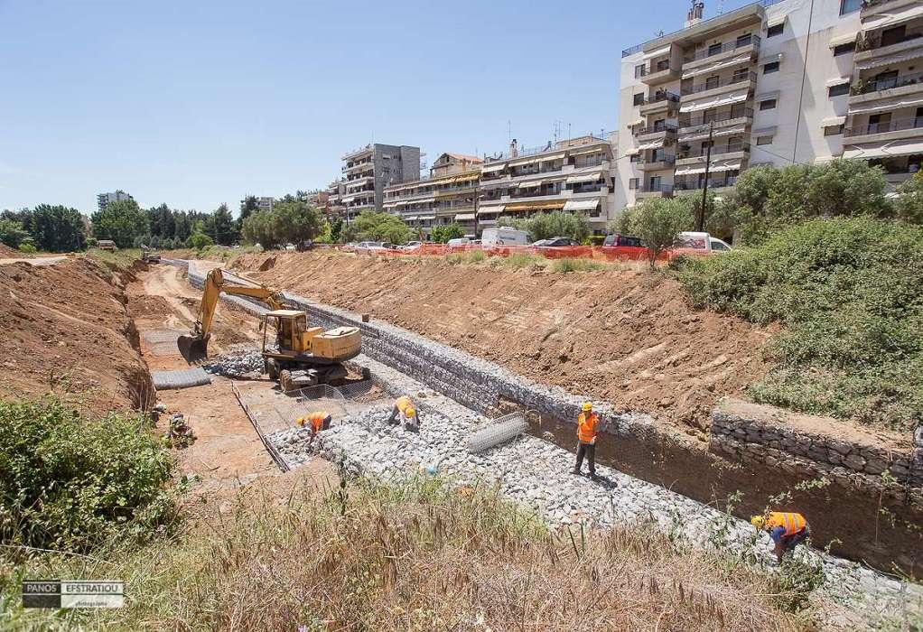 Πυλαία: 2,4 εκ. ευρώ για διευθέτηση ρέματος