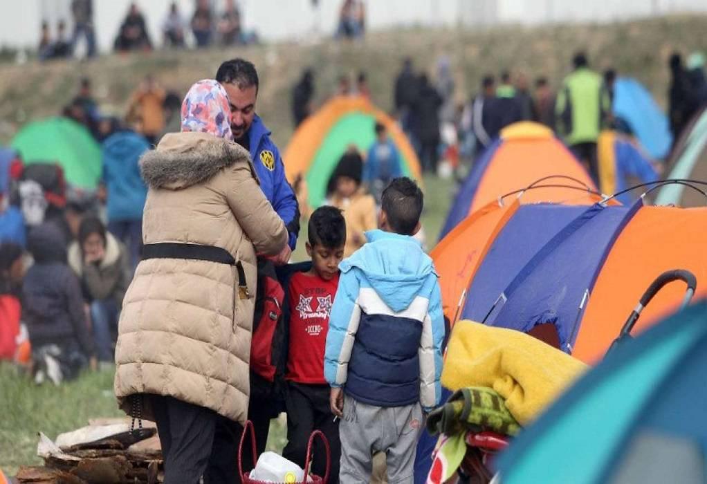 Διαβατά: Τραυματίες από επεισόδιο στην δομή προσφύγων