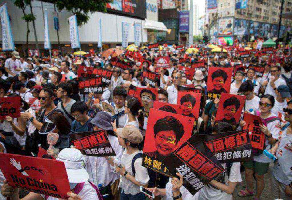 Τα ανθρώπινα δικαιώματα στο Χονγκ-Κονγκ προωθούν Ρεπουμπλικάνοι