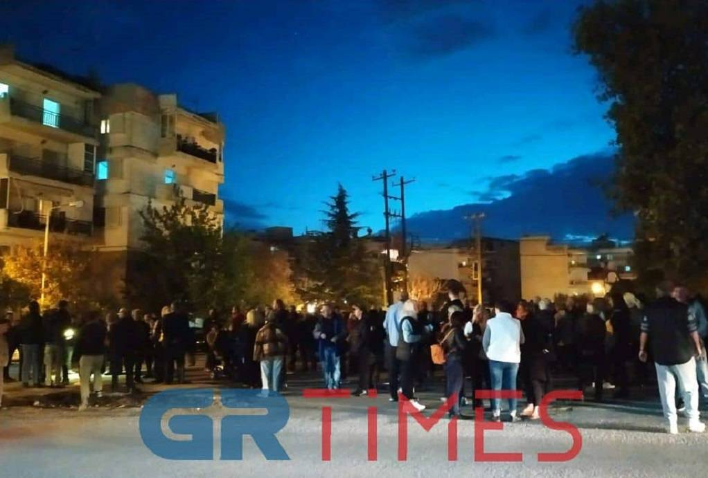 Διαβατά: Συγκέντρωση και πορεία διαμαρτυρίας από κατοίκους, για τη δομή φιλοξενίας (ΦΩΤΟ-VIDEO)
