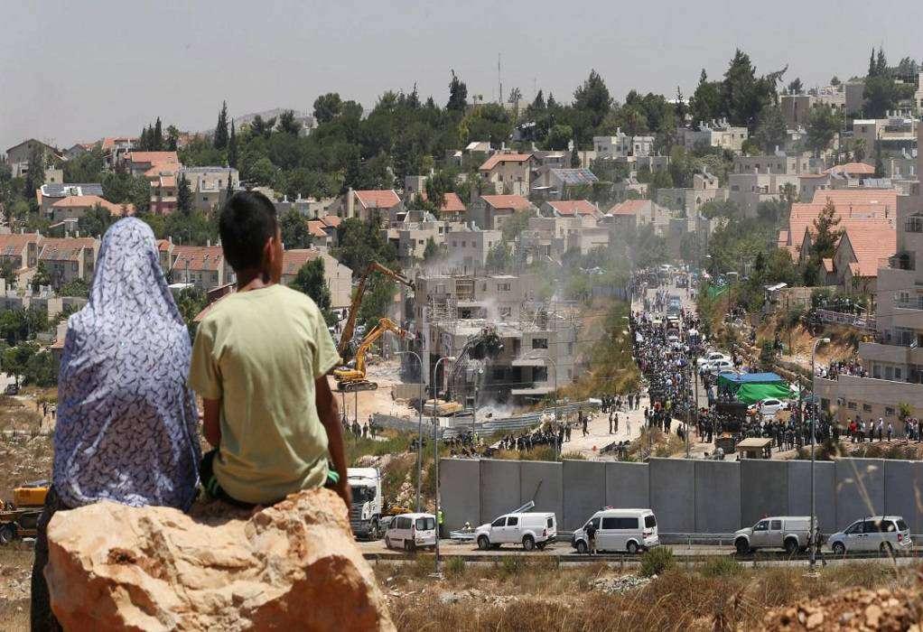 Πομπέο: Οι εβραϊκοί οικισμοί δεν είναι παράνομοι