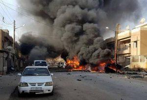 Συρία: 18 νεκροί από έκρηξη