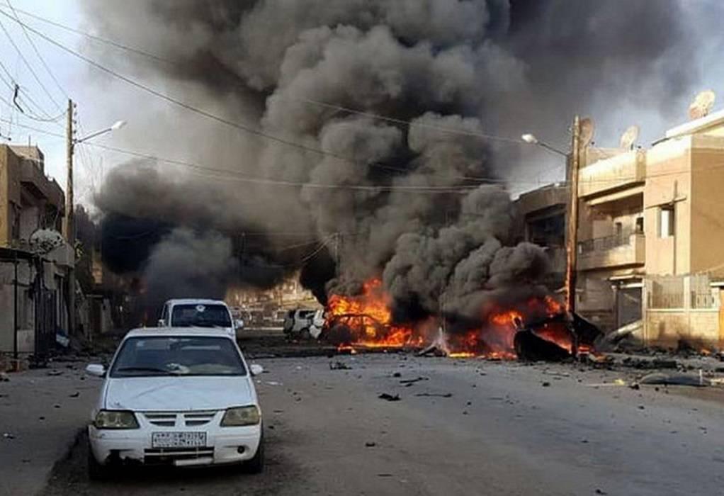 Συρία: Τουλάχιστον 30 νεκροί από εκρήξεις παγιδευμένων αυτοκινήτων