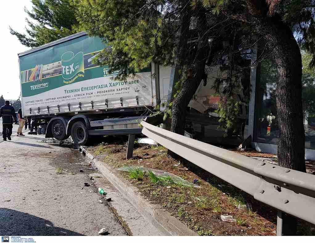 Θανατηφόρο τροχαίο στην Θεσπρωτία: Νεκρός 63χρονος οδηγός φορτηγού