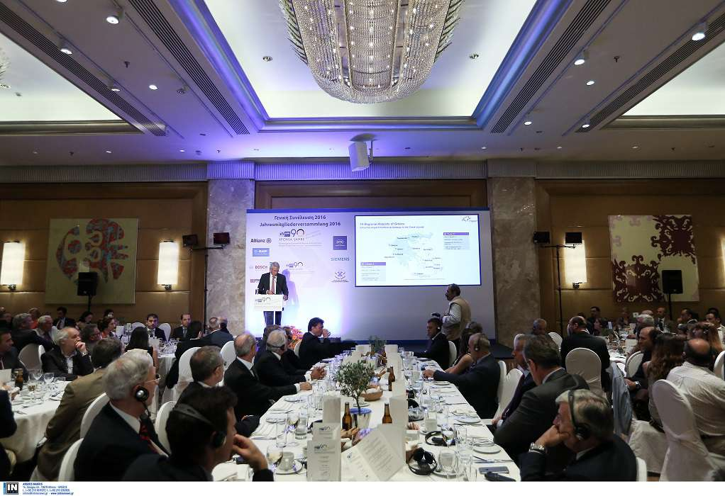 Ελληνογερμανικό Επιμελητήριο: Διεθνής Έκθεση Οπτικών «opti»