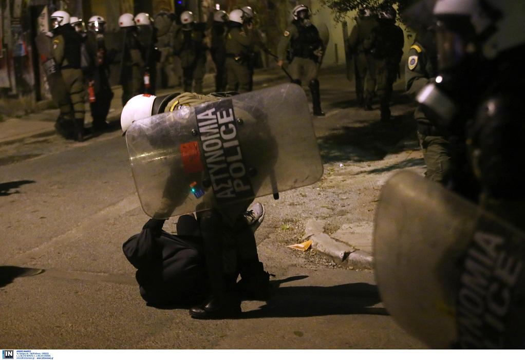 «Δεν τους παίρνει πια να κάνουν επεισόδια», είπε ο πρόεδρος των αστυνομικών υπαλλήλων