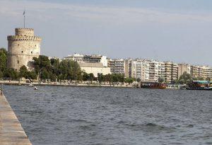 Διαδηλωτές: Η θάλασσα θα φτάσει ως την Τσιμισκή