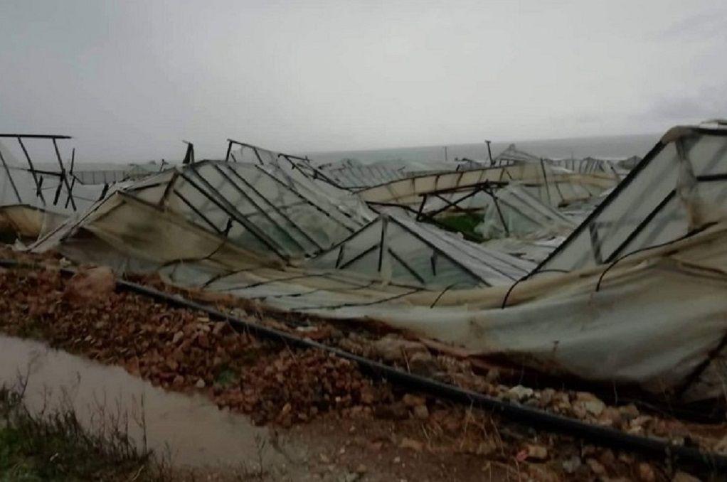 Κακοκαιρία: Έκτακτη οικονομική ενίσχυση των Δήμων Πλατανιά και Κισσάμου