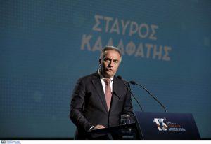 Καλαφάτης: «Ανάσα» τα 6 δισ. ευρώ που εξασφάλισε ο Πρωθυπουργός