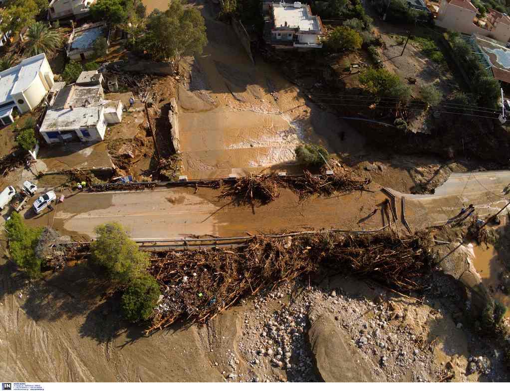 Ε. Λέκκας: Ποια είναι τα αίτια της καταστροφής στην Κινέτα