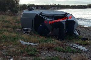 Τραγωδία στην Κόρινθο: Νεκρός οδηγός μετά από σύγκρουση σε κολόνα
