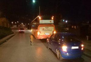 Σύγκρουση λεωφορείων ΚΤΕΛ και ΟΑΣΘ (ΦΩΤΟ)