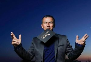 Ο Κωστής Ζαφειράκης κάνει reboot στο TEDx του ΠΑΜΑΚ