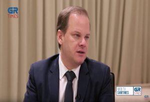 Κ.Καραμανλής στο GrTimes: Στον ΟΑΣΘ προσπαθήσαμε να μαζέψουμε τα ασυμμάζευτα (VIDEO)