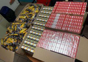 Θεσσαλονίκη: Σύλληψη για λαθραία τσιγάρα