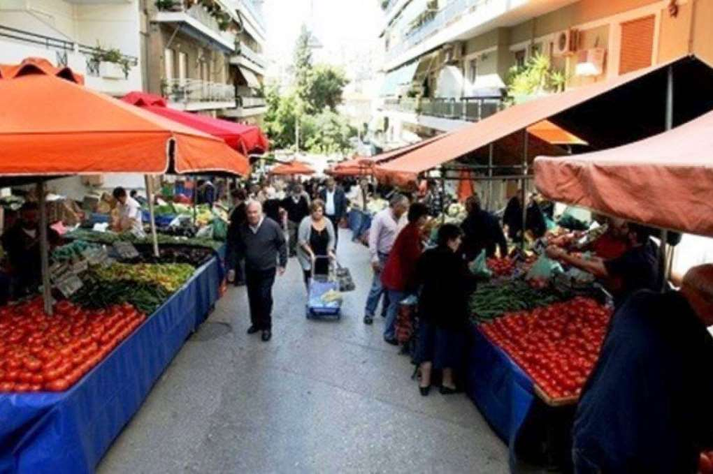 Εξώδικο στον Τζιτζικώστα για τις λαϊκές αγορές