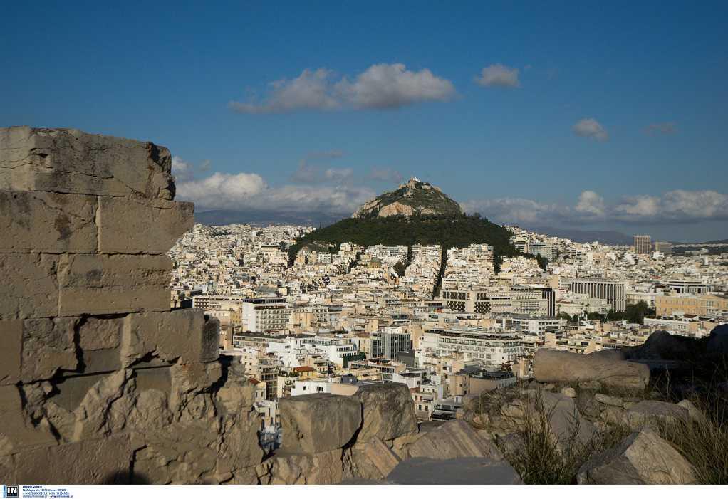 Λυκαβηττός: «Λίφτινγκ» στον εμβληματικό λόφο από τον Δήμο Αθηναίων