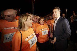 Ο Πρωθυπουργός στον Μαραθώνιο της Αθήνας